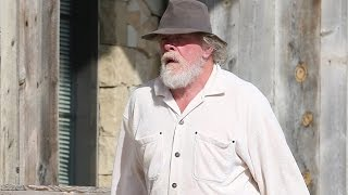 Nick Nolte Looking Great In Malibu After Health Scare