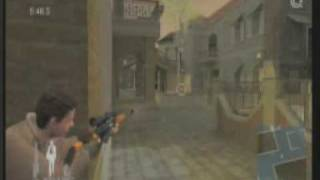 Quantum Of Solace Wii No-Scope (Sam E-boredguk, Dark Mitar-DarkMitarWii and Jon Bond -jonbond00)