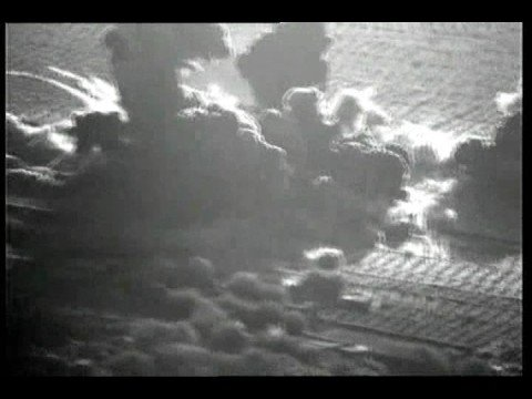 B-52 DROPS 9 500 POUND BOMBS ON TALIBAN IN AFGHANISTAN