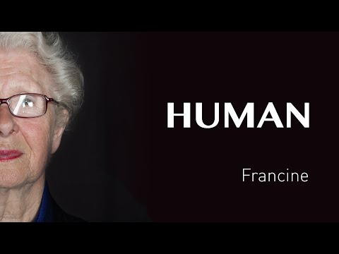 Video image: Francine's Interview - Holocaust Survivor, FRANCE - #HUMAN