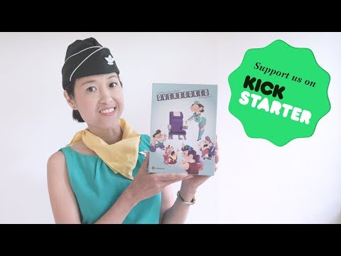 Overbooked Board Game Instructional Video