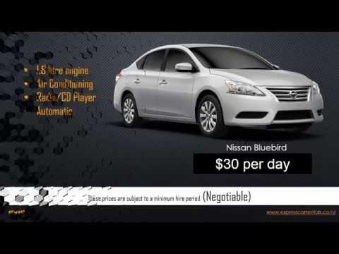 Car Fleet: Express Car Rentals