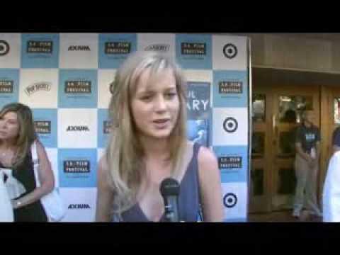 Brie Larson Interview (The Beautiful Ordinary Premiere)