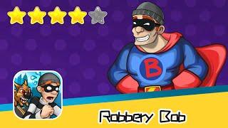 Robbery Bob SuperBob Bonus 6 7 Walkthrough Recommend index four stars