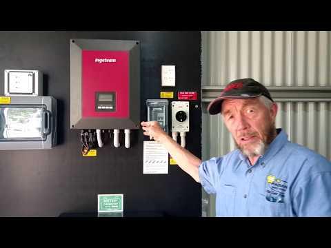 12kW off grid solar Ballarat