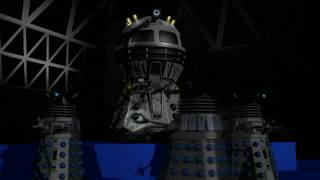 The Genocide Machine (Daleks) 3D animation