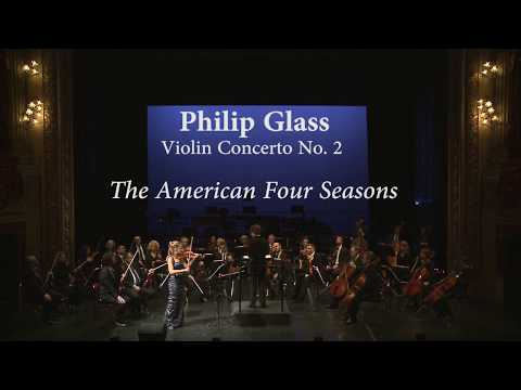 Philip GLASS - The American Four Seasons -