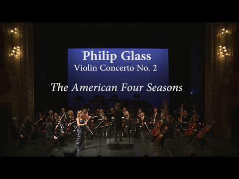 Philip GLASS - The American Four Seasons -