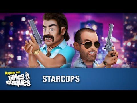 Starcops - Têtes à claques