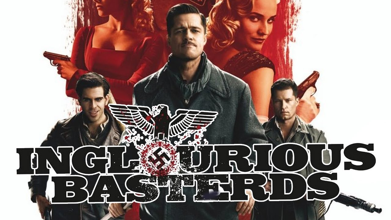 Inglourious Basterds -- Review #JPMN - YouTube