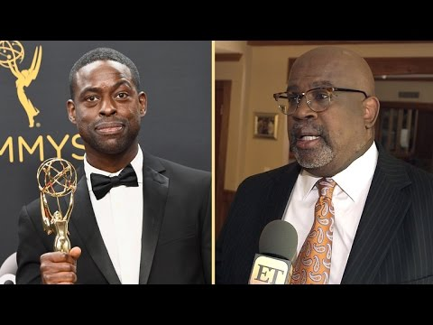 EXCLUSIVE: Chris Darden on Sterling K. Brown's Emmy Win: 'How Could He Lose?'