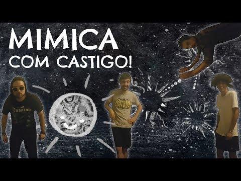 MIMICA COM AMIGOS (CASTIGO NO FIM)