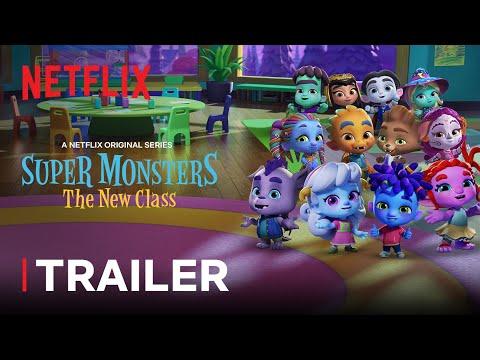 super-monsters:-the-new-class-trailer-🍎-netflix-jr