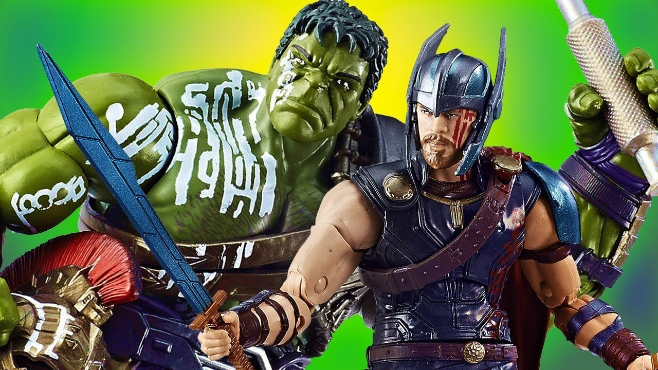 These Thor Ragnarok Toys Are Epic – Up At Noon Live!