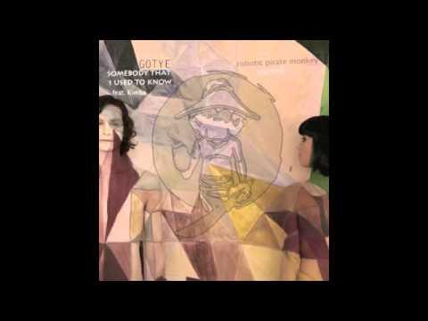 Gotye - Somebody That I Used To Know ft. Kimbra (Robotic Pirate Monkey Remix) mp3