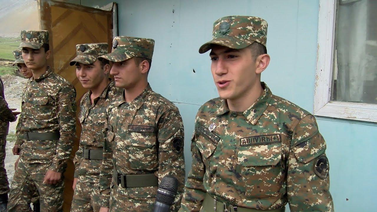 Տեսանյութ.Գերակշռում են պատերազմին մասնակցած տղաները ,վիրավորում ստացած զինվորները նույնպես շարունակում են ծառայությունը