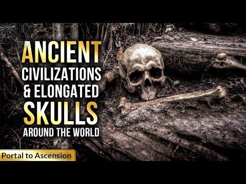 Portal to Ascension Radio: Brien Foerster, Ancient Civilizations & Elongated Skulls