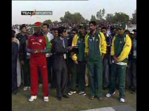 Niaz Stadium Hyderabad ODI 24 01 08