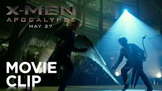 "X-Men: Apocalypse | ""Cage Fight"" Clip [HD] 