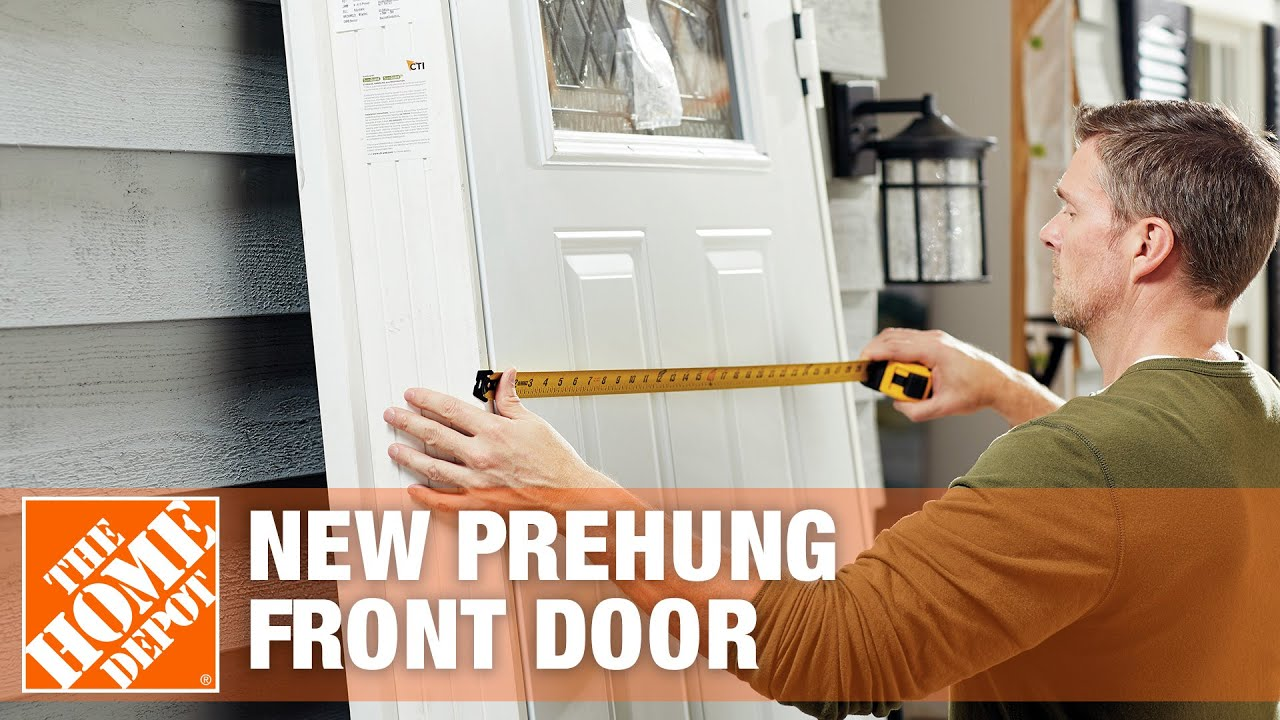 How To Measure For A New Prehung Front Door