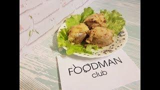 Куриные рулетики с сыром и орехами: рецепт от Foodman.club