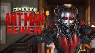 Ant-Man Movie Review (Spoiler Free)