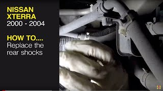 nissan X -Terra 2004 3.3l Как заменить свечи зажигания ,How to replace spark plugs