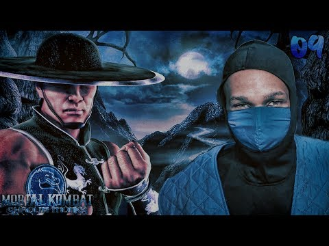 Mortal Kombat Shaolin Monks Story Mode Part 9 - THE SOUL TOMBS thumbnail