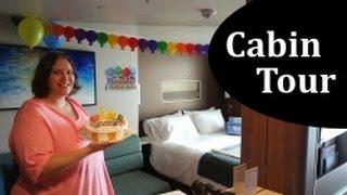 Norwegian Escape Detailed Balcony Cabin Tour