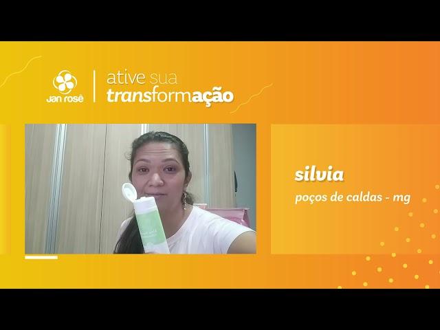 Ative sua Transformação - Silvia