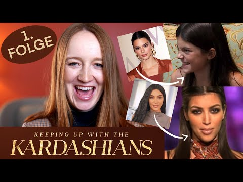 "1. Folge ""Keeping up with the Kardashians"" 2007 Reaction"