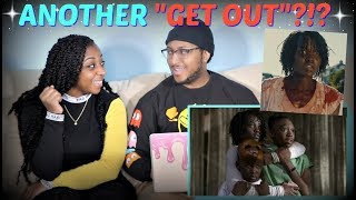 """""""Us"""" - Official Trailer REACTION!!"""