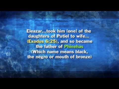 Blacks in the Scriptures: Blacks in the Bible