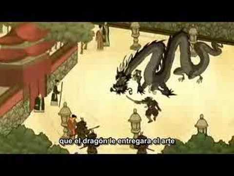 Capitulo 4 - Parte 1: Kensei y el Dragón - Part 1 de 2