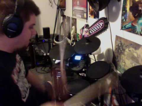 Bad Romance Cover Drum Practice (Zero Point)