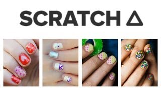 Scratch Nail Wraps | Subscription Review Thumbnail
