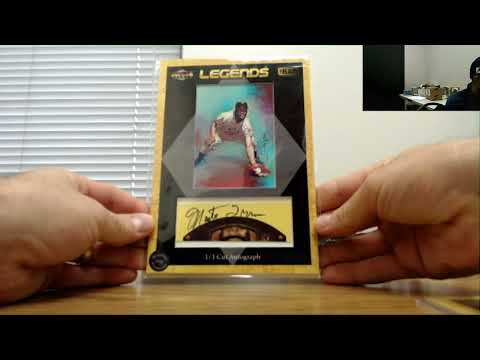 Ryan's 2018 Super Break The Bar Premier Edition Baseball break