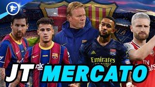 Le FC Barcelone en pleine effervescence | Journal du Mercato