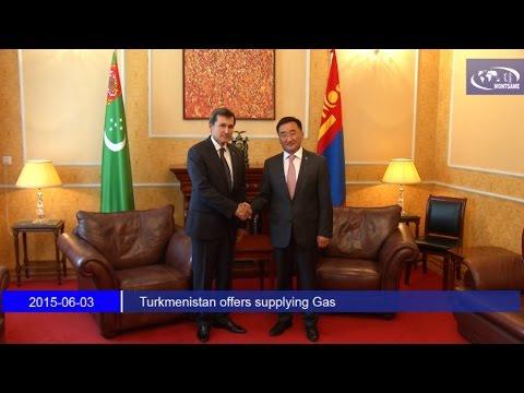 Turkmenistan offers supplying Gas