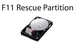 How to Create an F11 Rescue Partition