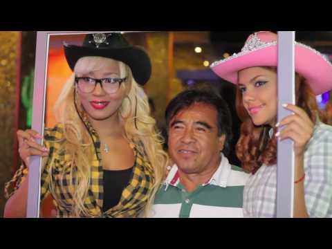Santo Domingo Princess Casino Western Party 2016