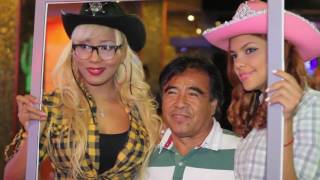 Santo Domingo Princess Casino Western Party 2016