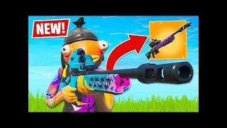 New Sniper Hack In Fortnite!! #lunarrc
