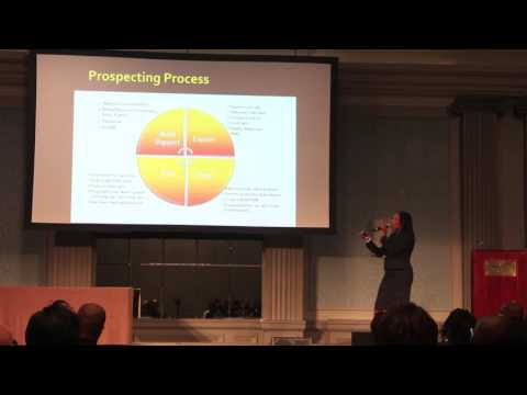 Melody Washington - The Prospecting Process