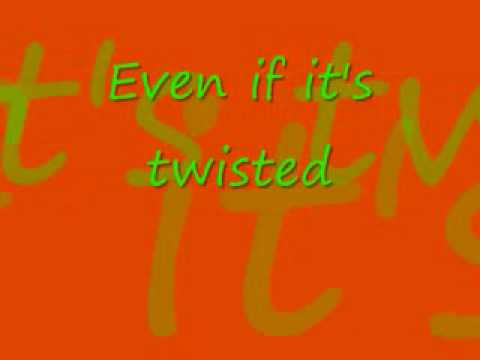 Twisted by Carrie Underwood w/ Lyrics