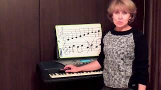 Ноты. Как записывать ноты? Правила нотной записи. Часть 2.