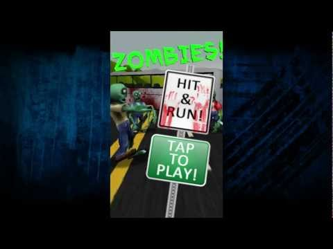 ZOMBIES! Hit and RUN! Gameplay Trailer