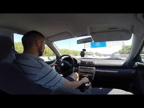 Seat Toledo 1.8 20V GoPro