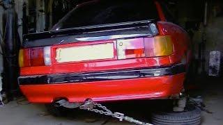 Рихтовка Ауди 80. Кузовной ремонт. BODY REPAIR(Задний правый удар . Заработать на YouTube от AIR http://www.air.io/?page_id=1432&aff=1983., 2014-08-19T00:57:21.000Z)