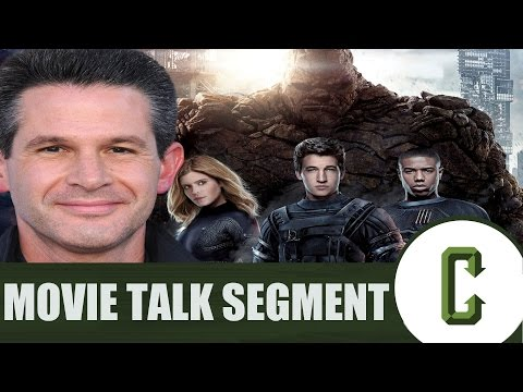 "Simon Kinberg Wants ""Brighter"" Sequel To Fantastic Four - Collider"